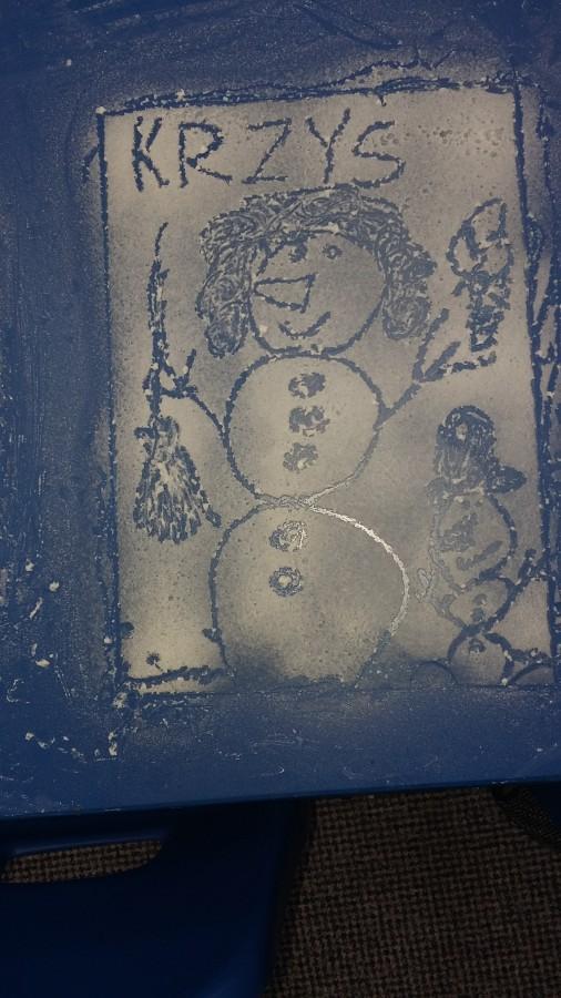 Froeblowski Nie Tylko śniegowy Bałwanek Przedszkole